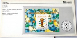 Brasil 1994-31 Brasil Tricampeão Mundial de Futebol
